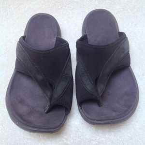 Merrell | Black Terran Wrap Sandals